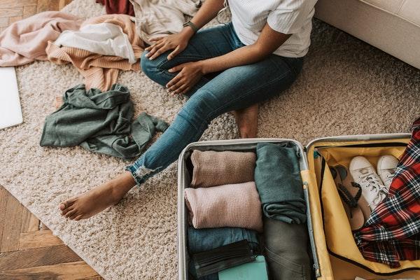preparer valise
