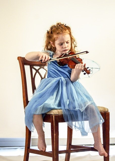 violon enfant
